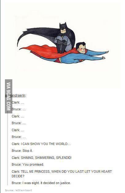 Superfriends.