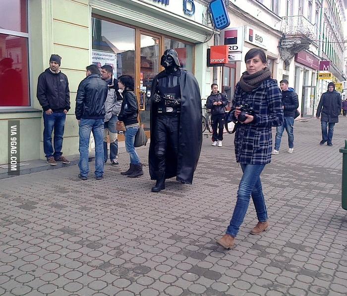 Free Comic Book Day Romania: A Normal Day In Arad, Romania.