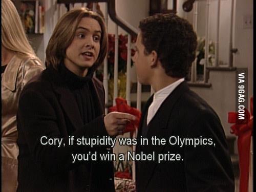 Stupidity Award