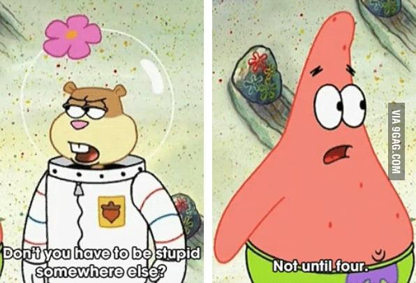 Classic Patrick