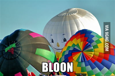 Bloon.