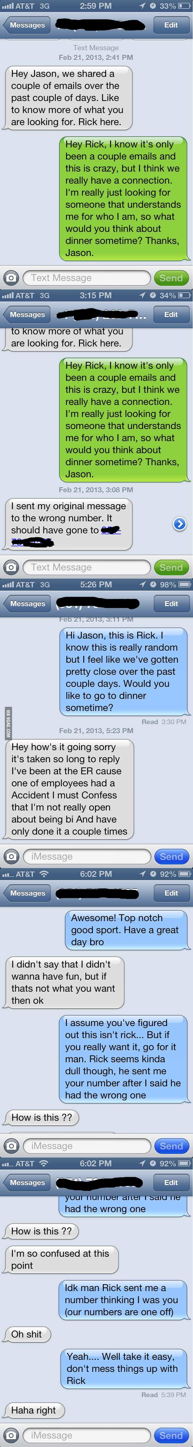 Ultimate Prank Text - 9GAG