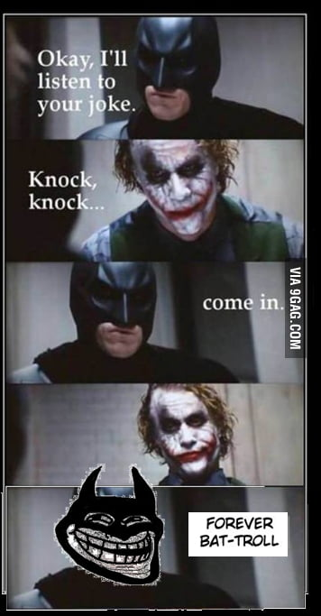 Batman at the Best