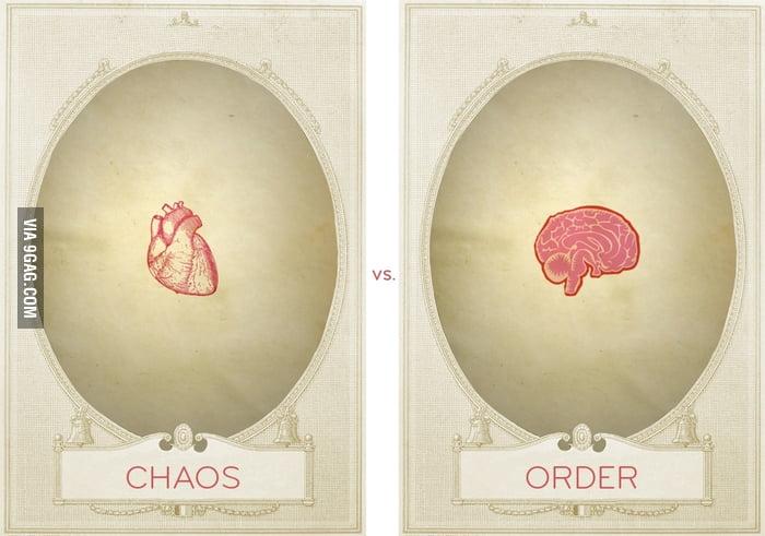 Chaos x Order