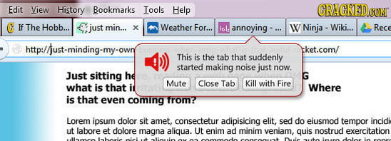 A web browser feature we desperatly need