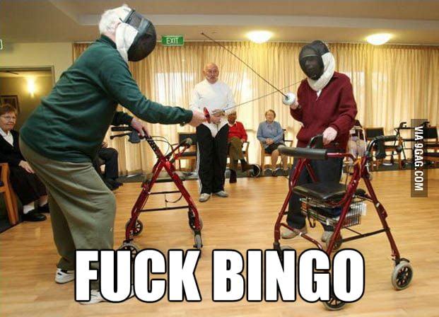 F**k bingo