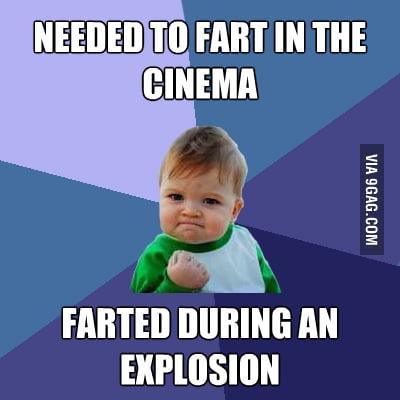 I was watching Die Hard 5