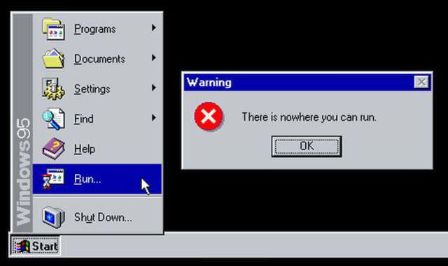 Wtf Windows95!?
