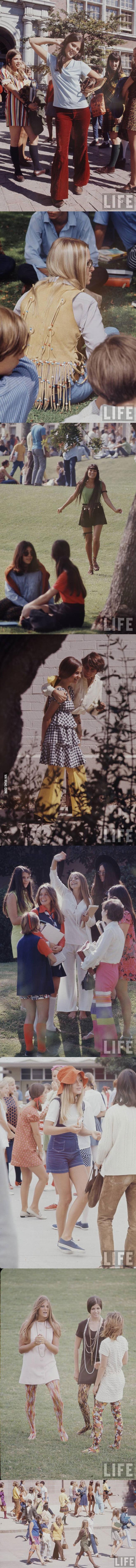 High School Fashions, 1969