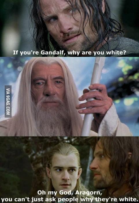 OMG Aragorn...