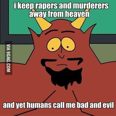 Misunderstood Satan