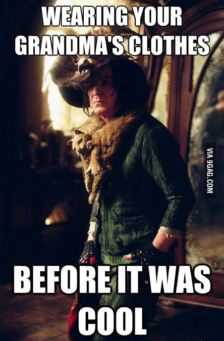 Hipster Snape