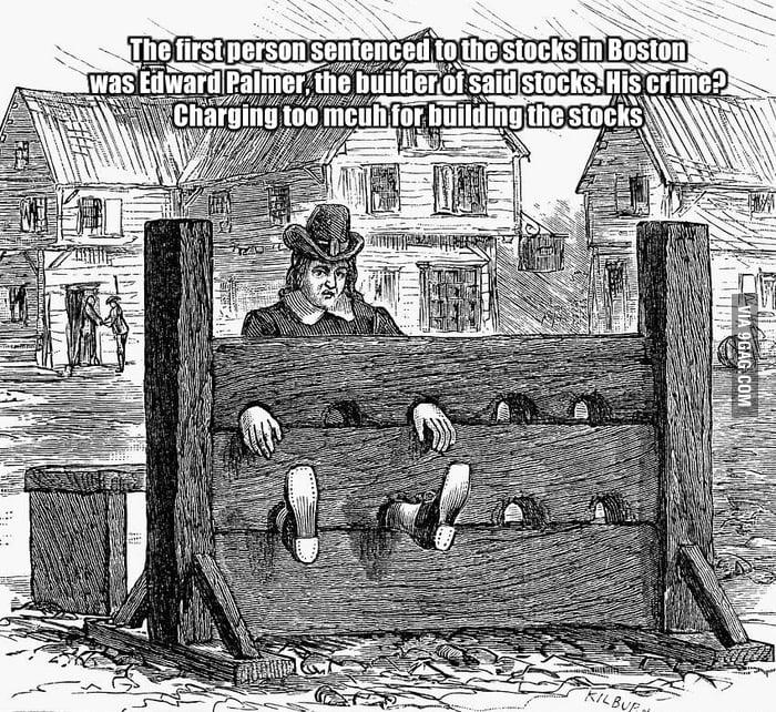Bad luck Brians ancestor