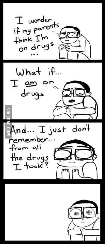 Makes me wonder sometimes
