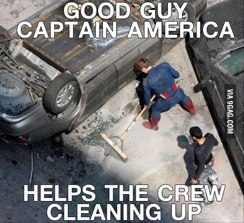 Real captain