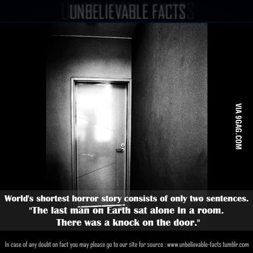 Scary.....