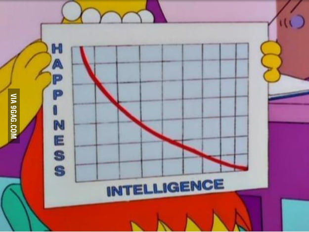 The Simpsons know how things are