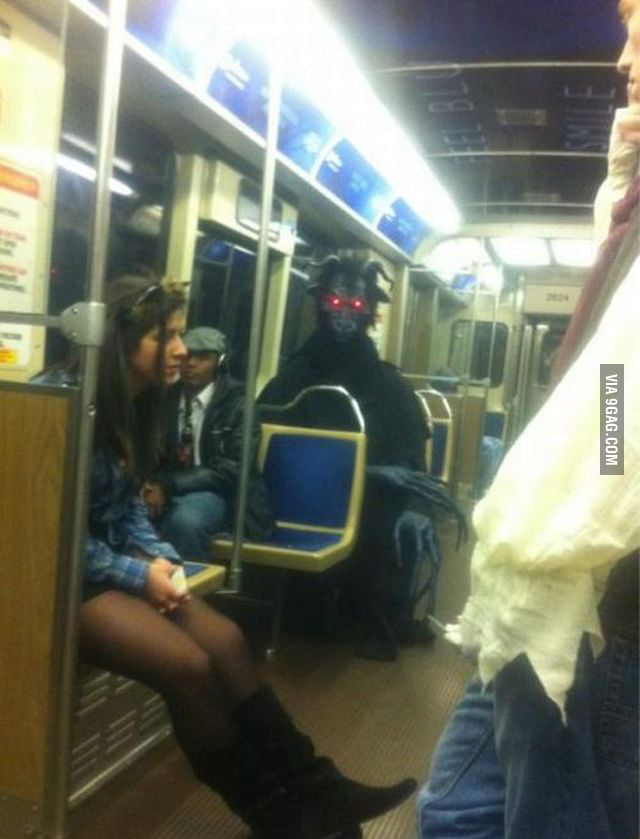 Why I don't use public transportation