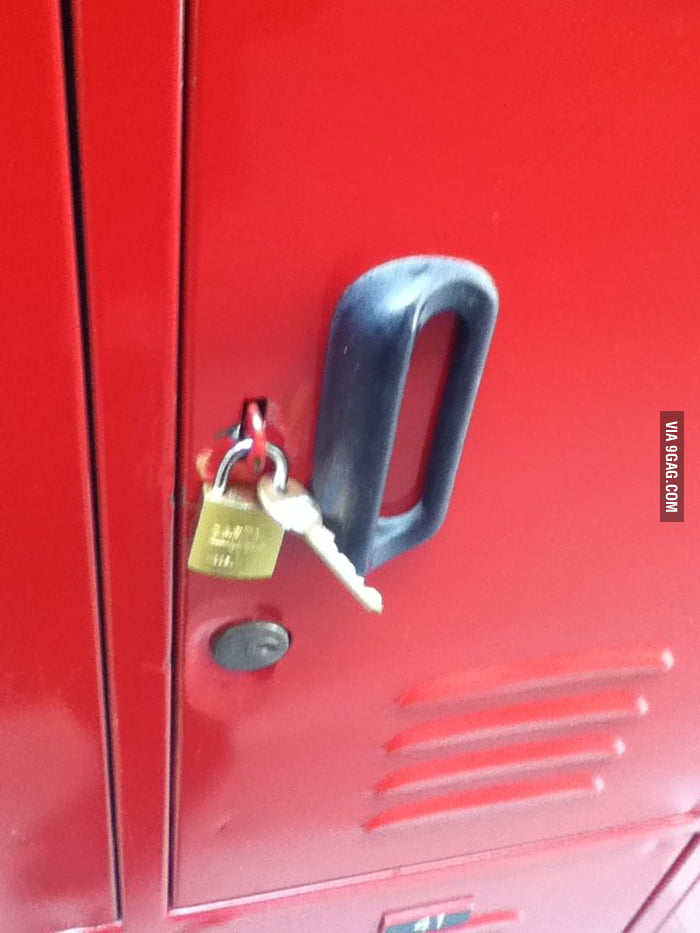 Genius !!  New level of security activate