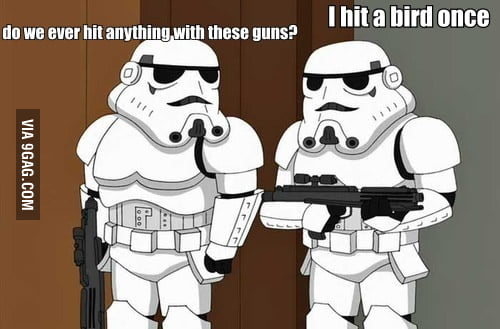 Oh Stormtroopers