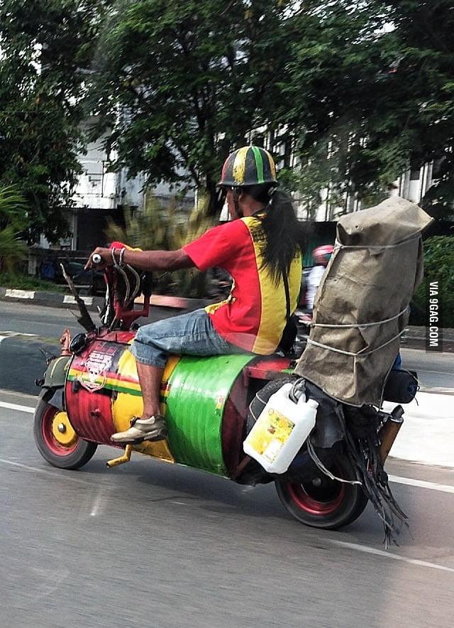 Bob Marley mania