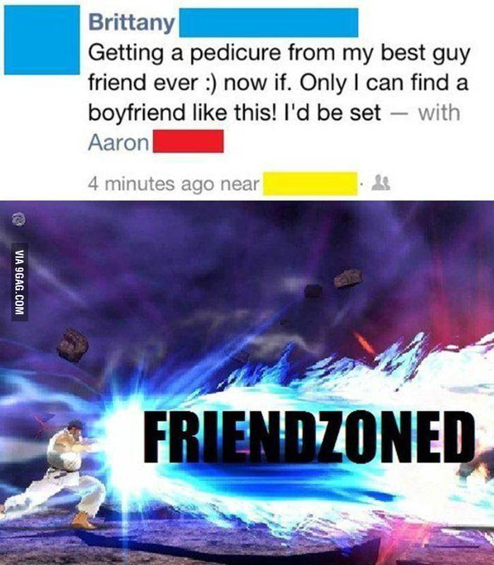 Whole new level of friend zone