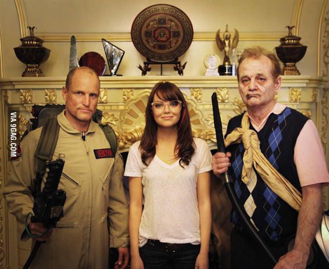 Woody, Emma & Bill