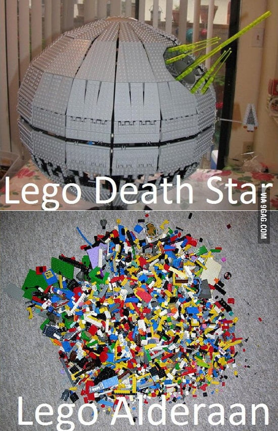 If you step on Alderaan, you're gonna have a bad time.