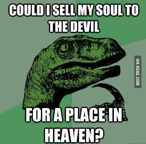 Could I?