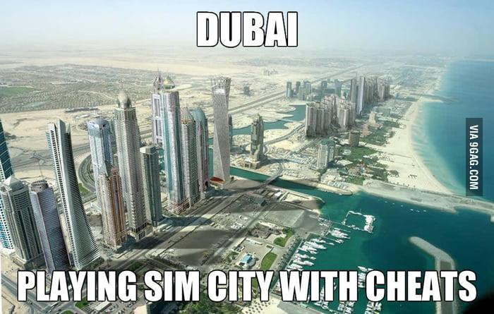 Dubai - where money can buy anything