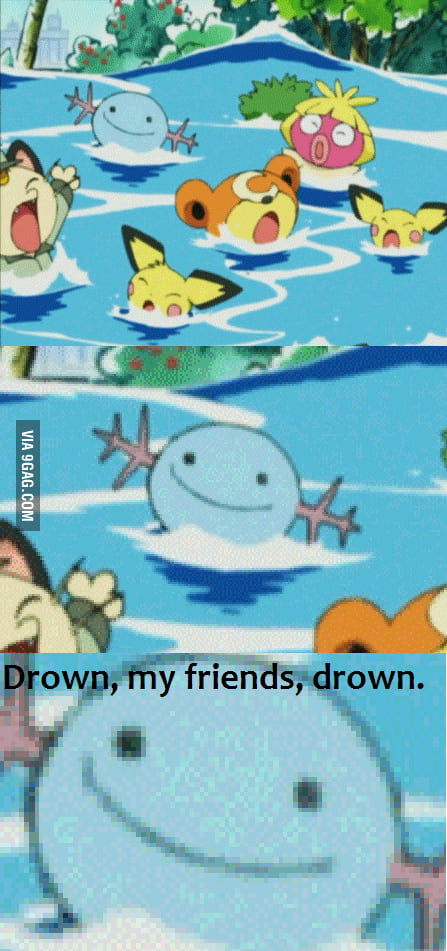 Wooper, doesn't give a shit!
