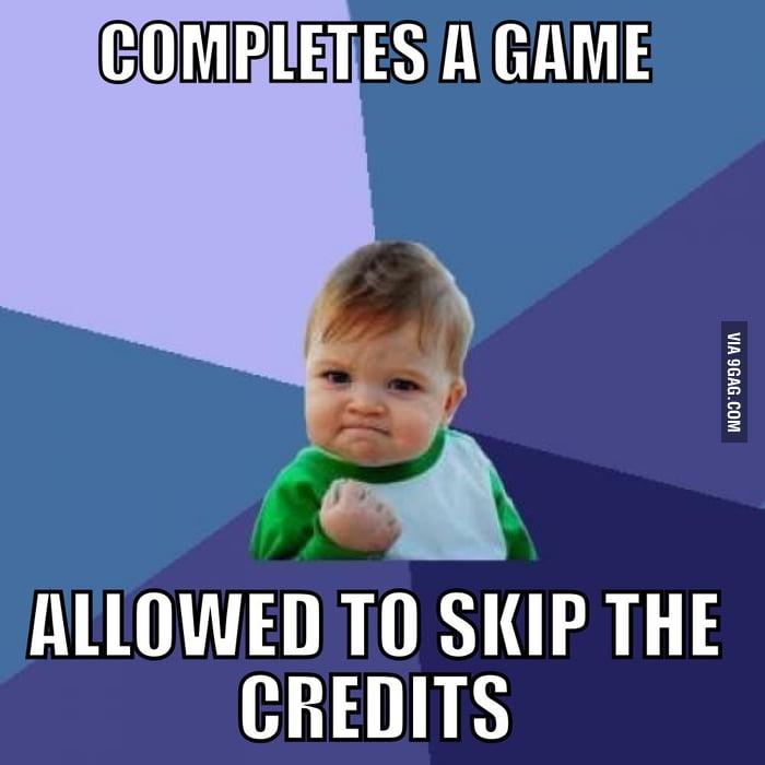 Gamer's joy
