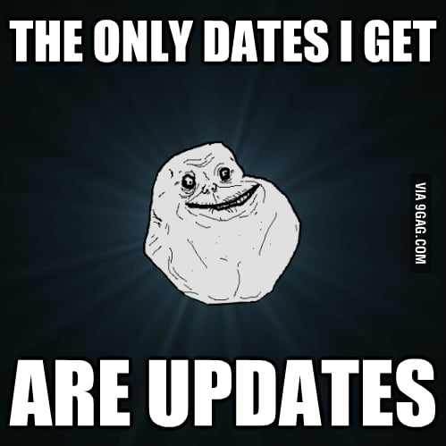 Forever alone dates
