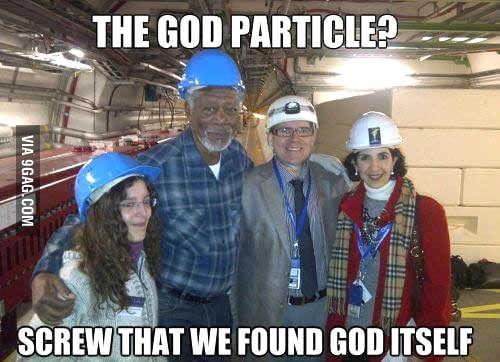 God particle?