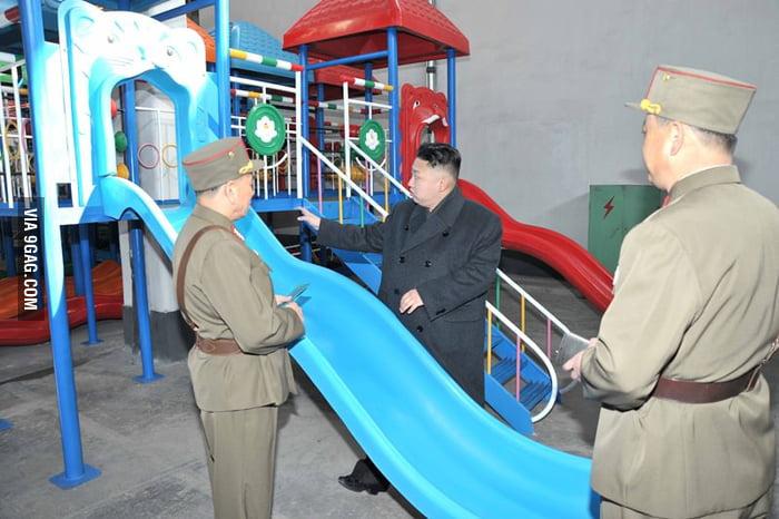 Kim Jong-Un prepares his Army for intense drills