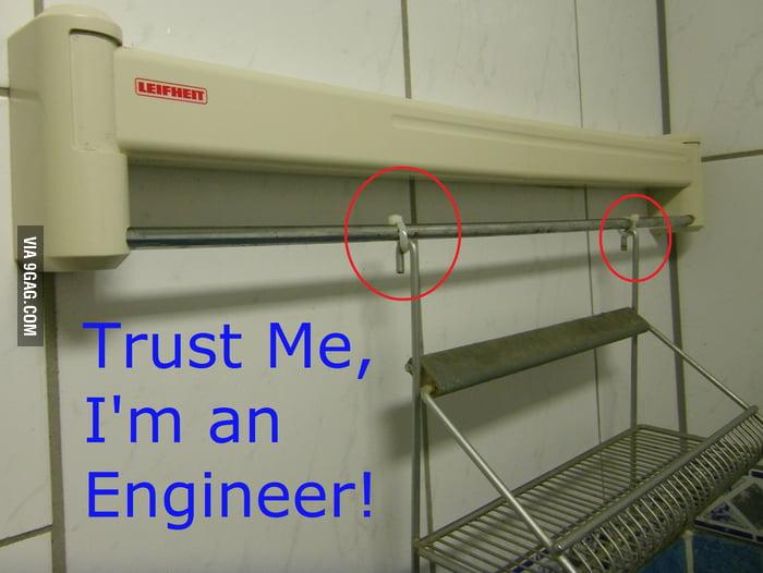 Trust me i 39 m an engineer german bathroom edition 9gag for Bathroom 9gag