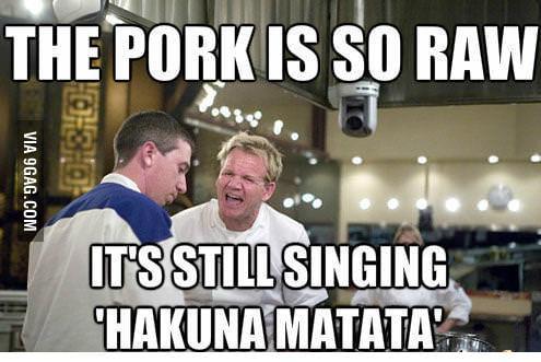 'Hakuna Matata'