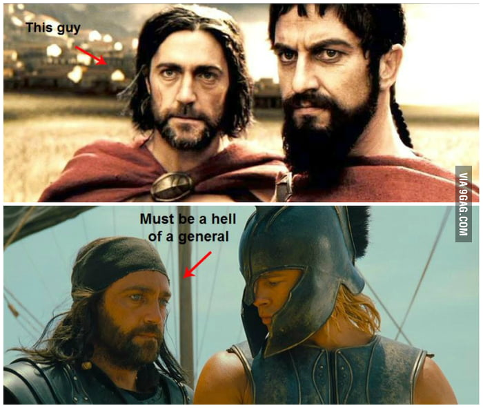 He was also in the Clash Of The Titans