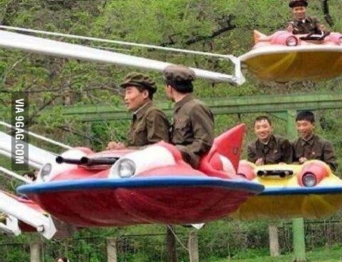 U.S. Spy Pictures of North Korea's Air Force