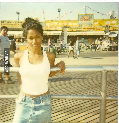 minaj famous Nicki before