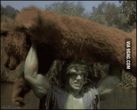 Lets take a minute to appreciate the spectacular special effects in The Hulk.