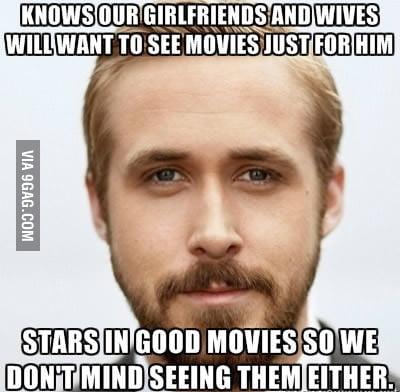 Good Guy Ryan Gosling