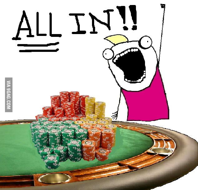 ALL IN!!