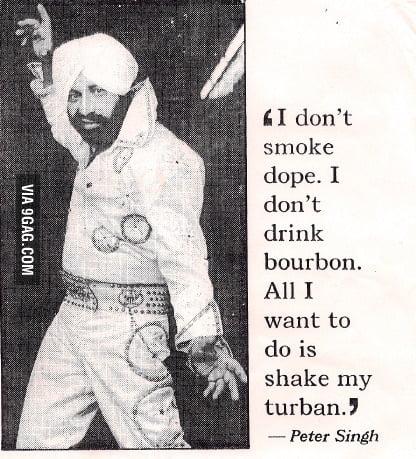Shake That Turban