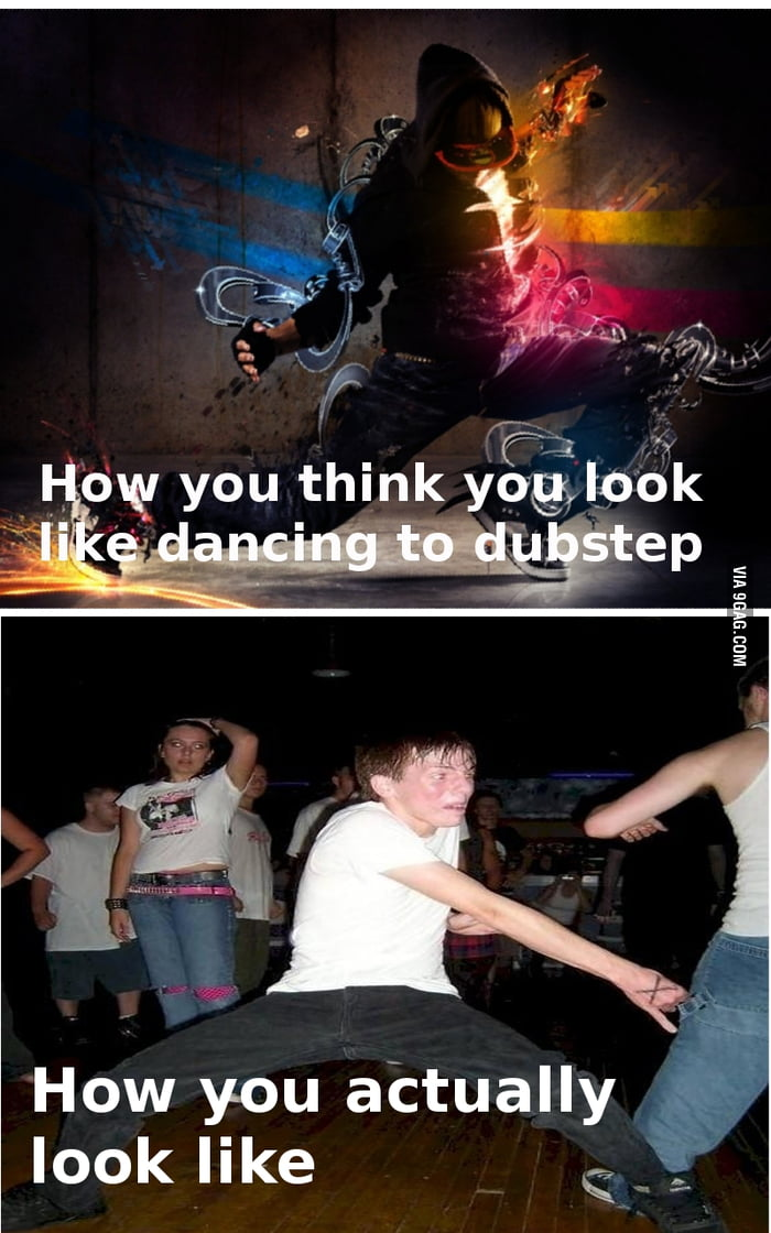 Dancing to dubstep