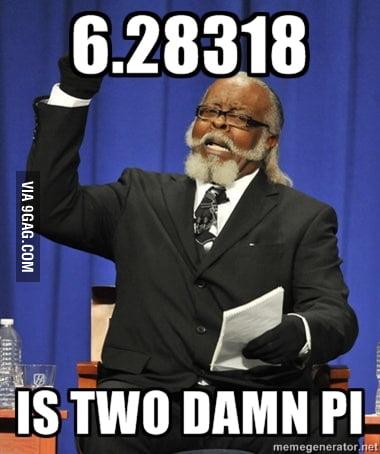 תוצאת תמונה עבור two damn pi