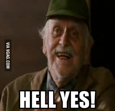 Old Drunk Guy From The Movie Big Daddy 9gag