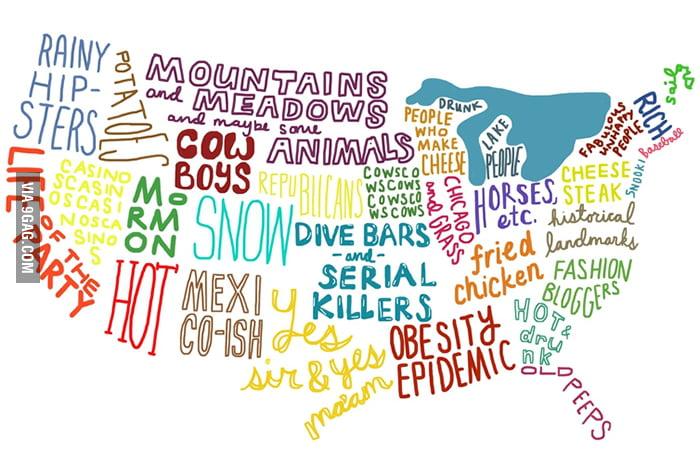 America by Impression