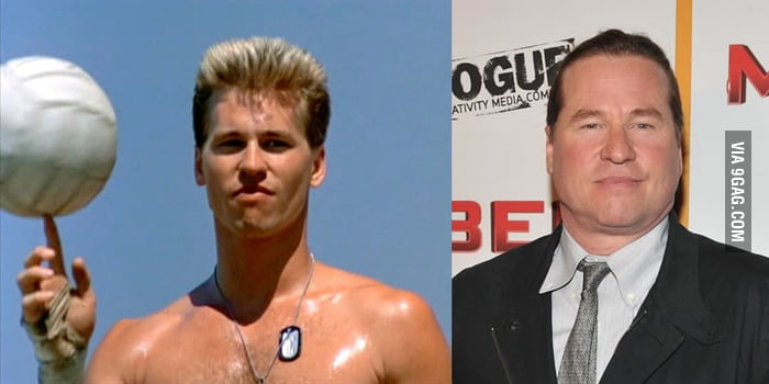 Val Kilmer: Then and Now