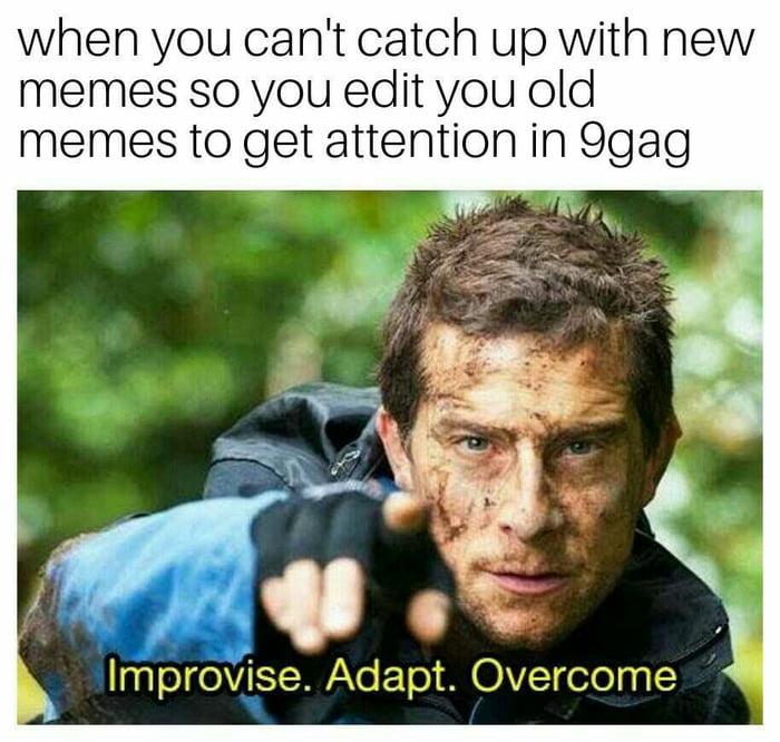 Not Me 9gag